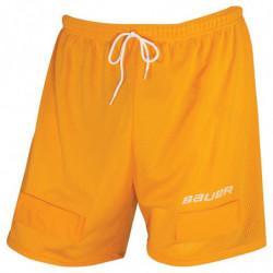 Bauer Core hokejske spodnje kratke hlače s suspenzorjem - Senior