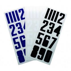 Bauer brojevi za hokejašku kacigu