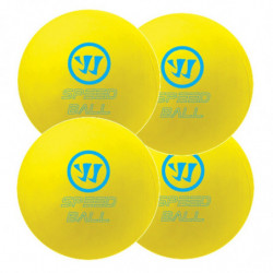 Warrior mini hockey speed ball