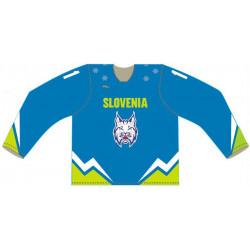 Navijački dres Slovenske hokejaške reprezentacije - Premium