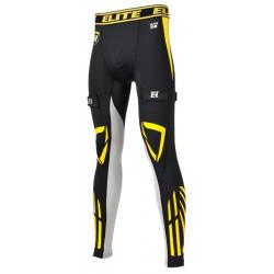 Elite dolge kompresijske hlače sa suspenzorom - Senior