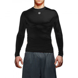 Warrior basis comp top uska majica za hokej sa dugim rukavima - Senior
