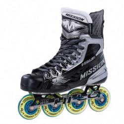 Mission Inhaler NLS:2 inline hokejski rolerji - Senior