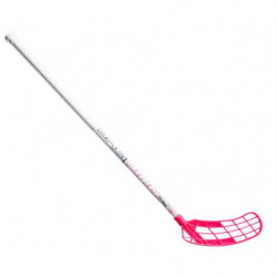 Salming Quest 1 KZ KN7 White edition floorball palica - Youth