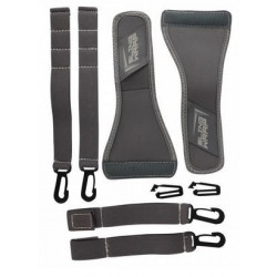 Warrior Ritual G3 komplet elastičnih traka za golmana - Junior