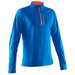 Salming Halfzip muška tekaška majica z dugimi rukavi - Senior
