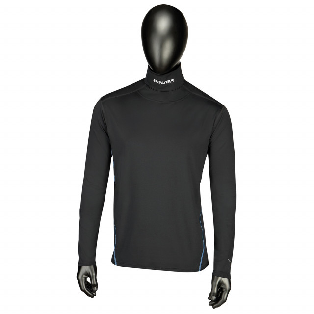 Bauer NG Core Neckprotect  LS Top majica s dugim rukavima (donje rublje) - Senior