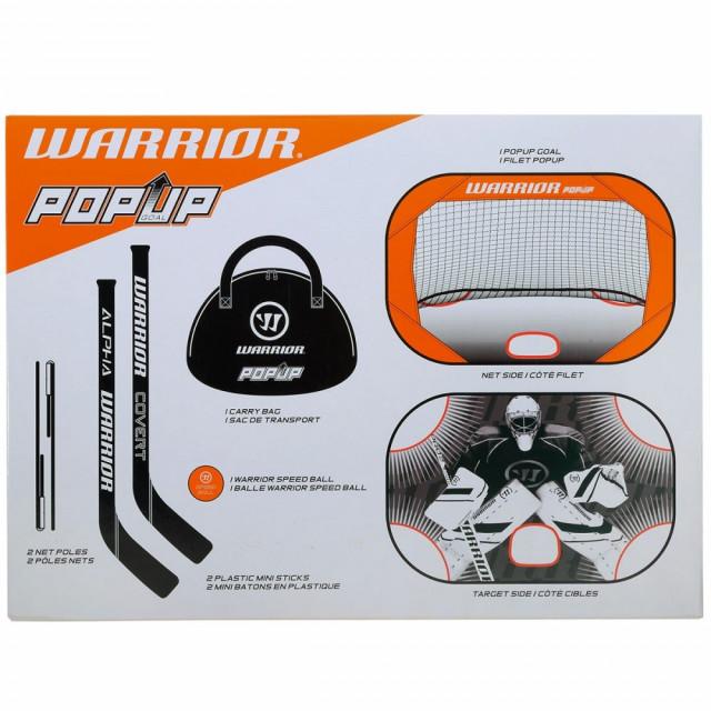 Warrior Mini mreža za hokej - komplet