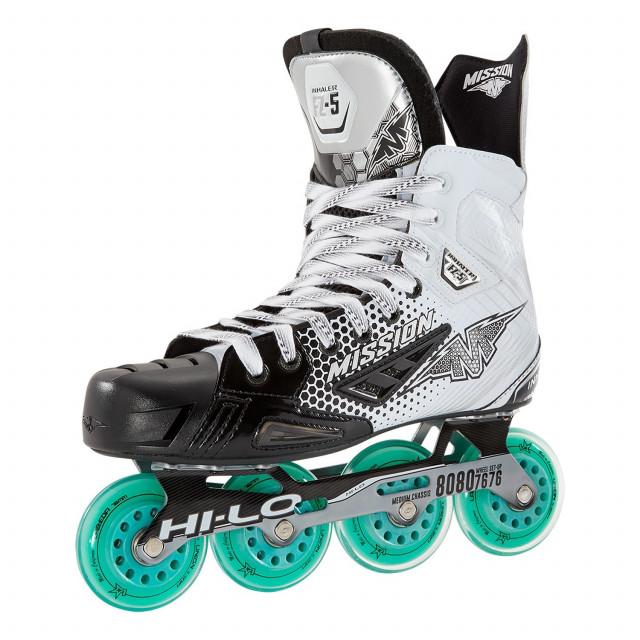 Mission Inhaler FZ-5 inline hockey skates - Junior