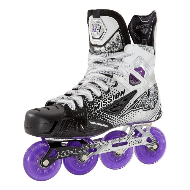 Mission Inhaler FZ-1 inline hockey skates - Senior