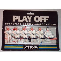 Stiga ekipa za namizni hokej - Bela